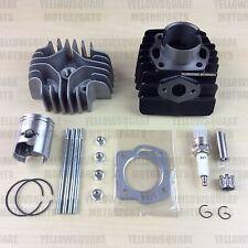 Cylinder Barrel Kit Suzuki LT50 Piston, Gasket, Head, Bearing LT 50 Quad 87-06
