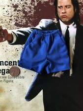 STAR ACE Vincent Vega Pulp Fiction Blue Shorts loose 1/6th scale