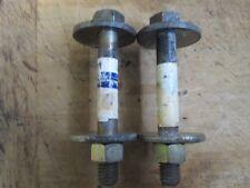 FORD XR-XT-XW-XY-XA-XB-XC  1 X PAIR CAMBER PINS NOS FOMOCO GENUINE PART