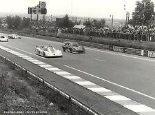 Porsche, WM & Rondeau. Le Mans 24hrs, 1981. Vintage photo. L162