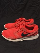 nike roshe run tanjun size 11.5 bright red