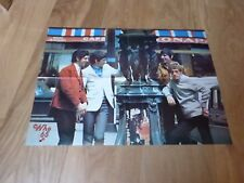 LITTLE BOB STORY & THE WHO - Poster Best !! VINTAGE 70'S !! FRENCH