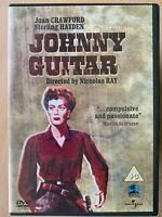 Johnny Chitarra DVD 1954 Western Classico Con Joan Crawford