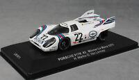 IXO Porsche 917K Martini Le Mans Winner 1971 Marko & van Lennep LM1971 1/43 NEW