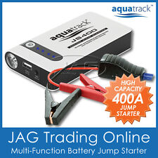 12V 400A MICRO BATTERY JUMP STARTER - 8000mAh POWER BANK MINI JUMP START PACK