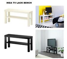 IKEA LACK TV BENCH/STAND WITH SHELF BRAND NEW (2 COLOR )FAST U0026