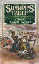 Sharpe'S Eagle Bernard Cornwell 1981 1St Us 1st In Richard Sharpe Series Hb-dj