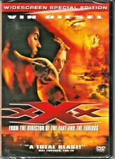 Dvd Xxx Widescreen Special Edition 2002 Vin Diesel New&Sealed Ships Free TripleX
