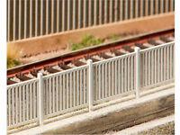 Faller 180428 Moderner Zaun Gesamtlänge 1242 mm H0 Bausatz Neu