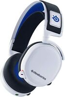 SteelSeries Arctis 7P 61467 Headset For PS5/PS4 - White Certified Refurbished