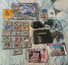 N64 game and console bundle