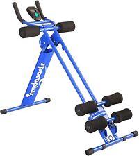 Ab Trainer Fitness Equipment Plank Workout Machine Coaster Abdominal Train Gym