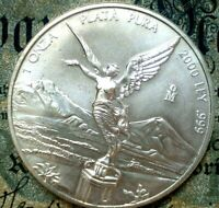 2000Mo Mexico coin onza,KM#639,7233