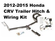 Class II Trailer HItch & Wiring for 2012-2016 Honda CRV