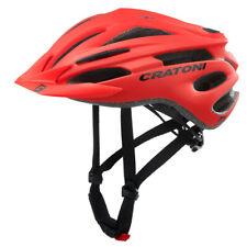 Cratoni Fahrradhelm Pacer (mtb) Gr. L/xl (58-62cm) Rot Matt