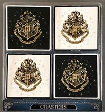Harry Potter Untersetzer Bierdeckel Hogwarts Wappen Schwarz-weiß Primark