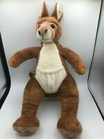 Build A Bear BAB Kangaroo Zoo Exclusive Australia Plush Soft Stuffed Toy Animal