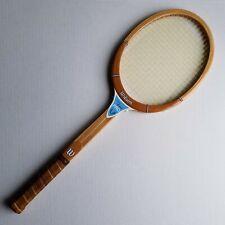 Vintage Wilson Chris Evert Pro Wood Tennis Racket Collectible Sports Memorabilia