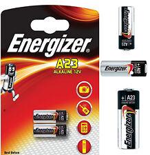 Genuine Original Energizer A23 pile 12 V Alcaline MN21 LRV08 GP23A-Twinpack