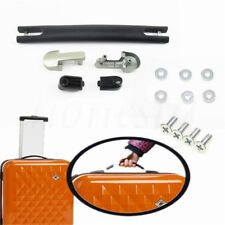 23cm Black Spare Strap Pull Handle Grip Replacement Kit For Suitcase Luggage