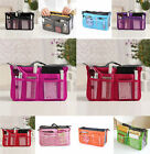 Women Travel Insert Handbag Organiser Purse Large liner Organizer Tidy Bag PX