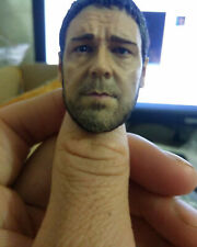 1/6 Gladiator Russell Ira Crowe Head Sculpt for Hot Toys Enterbay Body Toys