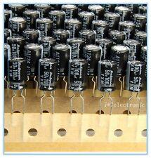 (20pcs) 100uf 50v Rubycon Radial Electrolytic Capacitor YXM 50v100uf Long Life