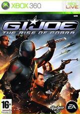 G.I. GI JOE the rise of cobra Xbox 360 micrsoft XBOX360 Jeu Vidéo UK Neuf Scellé
