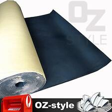 Fit Toyota Camry 4 Doors 5mm Car Sound Insulation Mat Noise Reduce Shield 1 x 4m