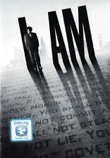 NEW Sealed Christian Drama Widescreen DVD! I AM - (Tomas Boykin, John Ward)