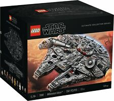 LEGO STAR WARS 75192 UCS Millennium Falcon BRAND NEW and SEALED!