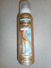 SALLY HANSEN AIRBRUSH LEGS FAIREST GLOW LEG MAKEUP 4.4oz *IMPERFECT PACKAGE*