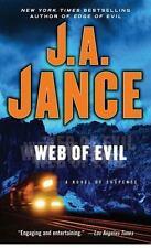 Web of Evil: A Novel of Suspense (Ali Reynolds), J.A. Jance, Good Book