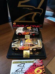 Mark Martin Eagle One 24K 1:24 Scale 2 car set