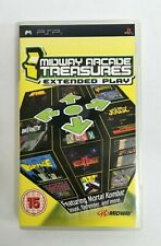 Midway Arcade Treasures Extended Play Sony Playstation Portable PSP Spiel