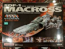 WHAM! Wave Macross 1/5000 SDF-1 Diecast DYRL Do you Remember Love -COMPLETE/RARE