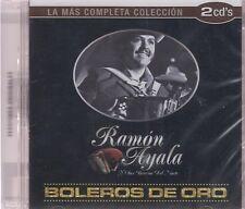 2 CD's - Los Mas Completa Coleccion Ramon Ayala Boleros De Oro - BRAND NEW