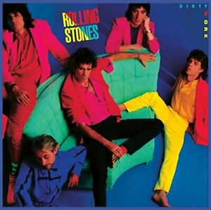 The Rolling Stones - Dirty Work (NEW CD)