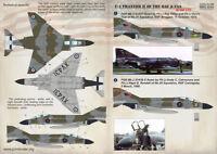 Models Eduard 1/72 McDonnell F-4 Phantom Seat Belts Green STEEL # 73050