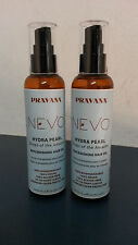 2x PRAVANA Nevo Hydra Pearl Drops of the Amazon Replenishing Hair Oil 4 fl oz