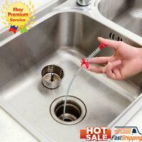 Küchen Handwannen Reinigung Haken Abwasserkanal Frühlings Rohr Haar