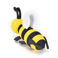 1X Car Antenna Toppers Smiley Honey Bumble Bee Aerial Ball Antenna Topper