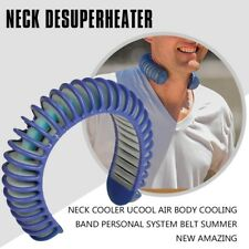 Ucool Neck Cooler Body & Neck Cooling Band Personal Cooling System Summer Cool