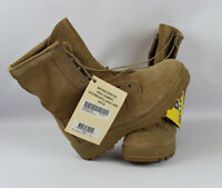 New USGI Genuine Army Military Sand Cold Weather Gore-tex ICWB Military Boots