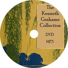 Kenneth Grahame Childrens Audio Book Collection on 1 MP3 DVD Dragon Wind Fiction