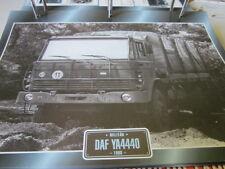 Super Trucks Militär LKW NIEDERLANDE DAF YA4440, 1960