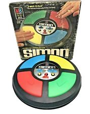 Vintage 1979 SIMON Computer Game From Milton Bradley Tested Works VG Free S&H