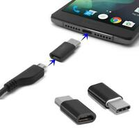1/5/10Pcs Mini USB 3.1 Type-C Male to Micro USB Female Converter USB-C Adapter