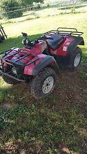 New listing 2000 Suzuki Quadrunner 500 4x4