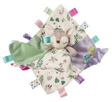 "Mary Meyer Taggies Flora Fawn 13"" x 13"" Security Character Blanket Baby Toy"